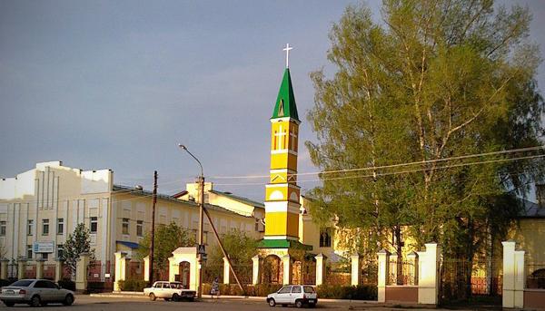 Христианская церковь Кострома, Костромская Христианская церковь, Кострома церкви, Кострома церкви и храмы, Кострома храмы, Храмы Костромы