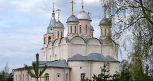 Монастырь, Храмы, Галич