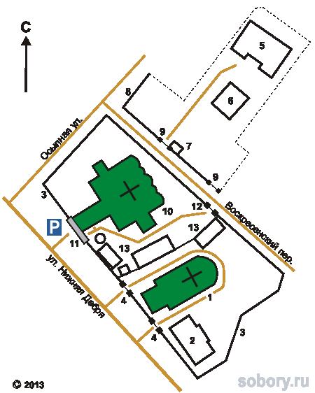 Кострома церкви, Кострома церкви и храмы, Кострома храмы, Храмы Костромы, Часовни Кострома
