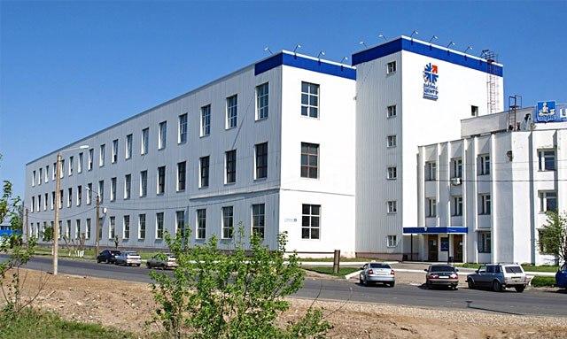 Бизнес центр в Костроме