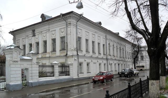Дом Дурыгина Кострома