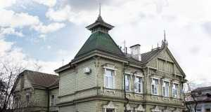 Достопримечательности, Памятники архитектуры Кострома, Архитектор Смуров