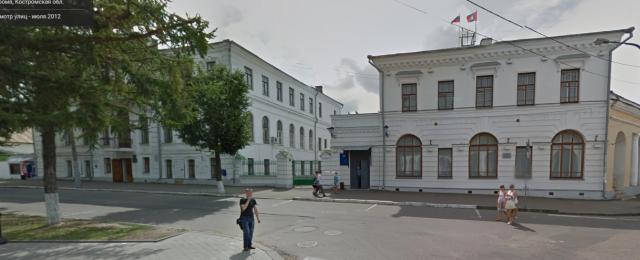 Достопримечательности, Памятники архитектуры Кострома