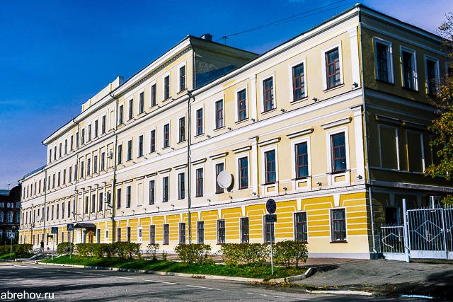 Достопримечательности, Кострома, КГТУ, Университет