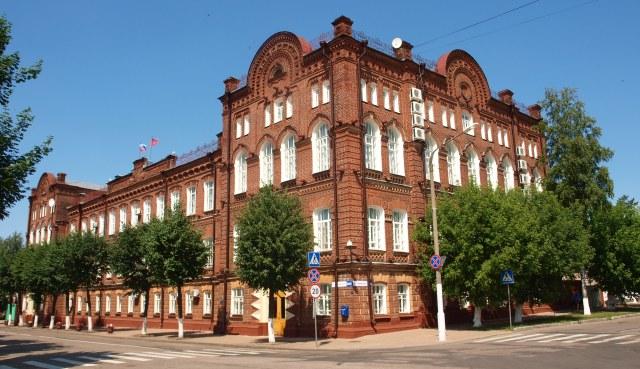 Достопримечательности, Памятники архитектуры, Женское училище Кострома