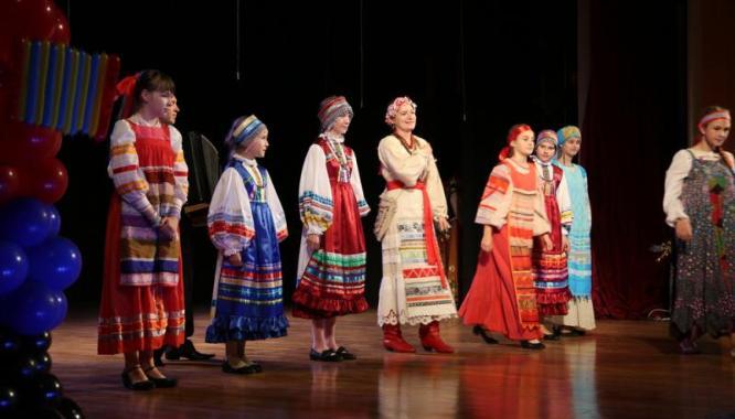 ансамбль народной песни «Дарина»