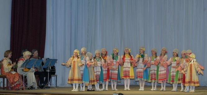 Фольклорный ансамбль «Горенка»