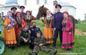 Ансамбль казачьей песни «Казачий стан» Кострома