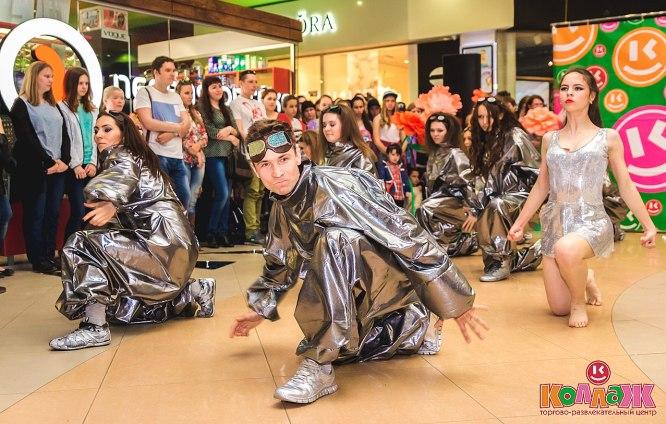 Танцевальный коллектив Флейм Костром