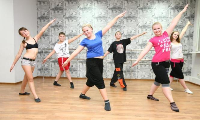Танцевальная студия «CODE DE DANCE»