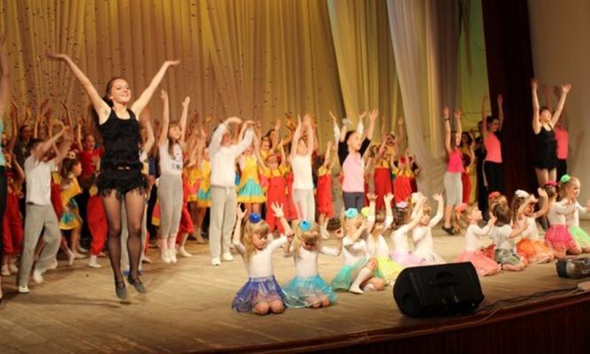 """Школа танцев в Костроме """"Эйфория"""""""
