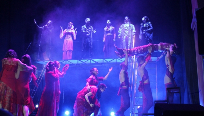 Театр КГУ Кострома
