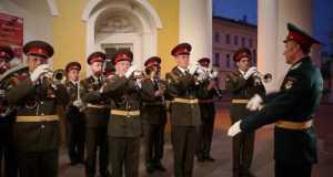 Военный духовой оркестр Кострома