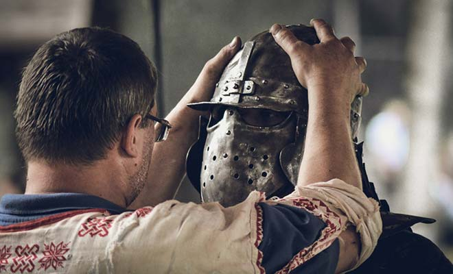 буян, фестиваль, турнир по фехтованию