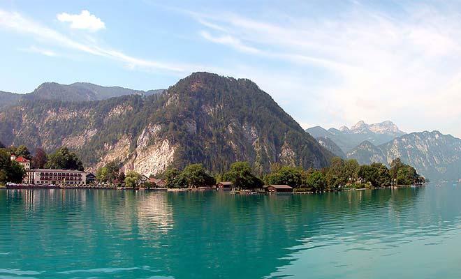 Живописные озера Австрии: Каринтии - Вертерзее