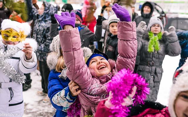 Дед Мороз Кострома, Снегурочка