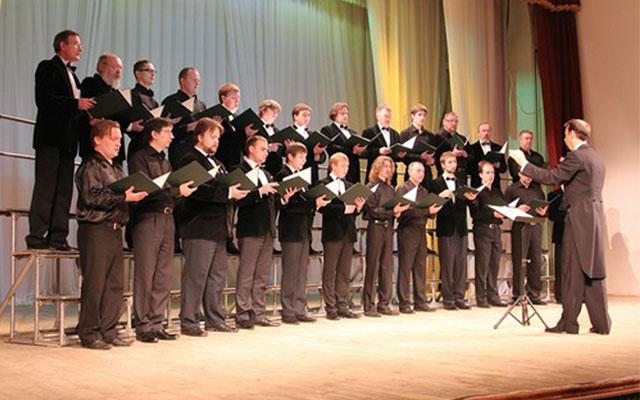 Международный фестиваль мужских хоров и ансамблей «Жаровские певческие ассамблеи»