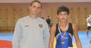 Кострома, Спорт, Борец