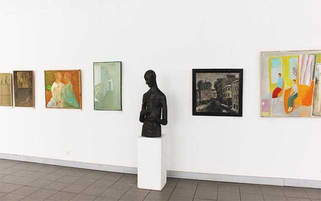 Галерея, Кострома, Выставки