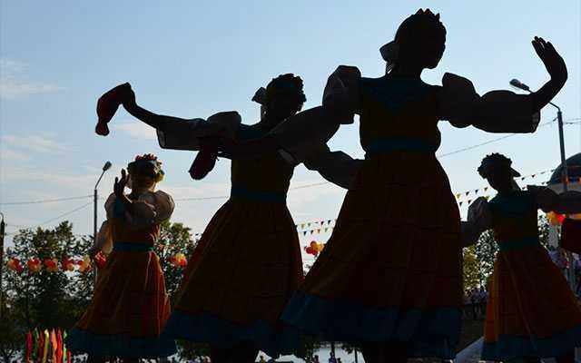 Фестиваль, Кострома