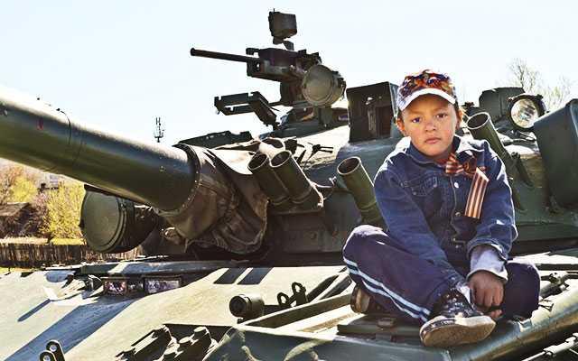 День победы Кострома
