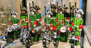 выставка, солдаты, Кострома