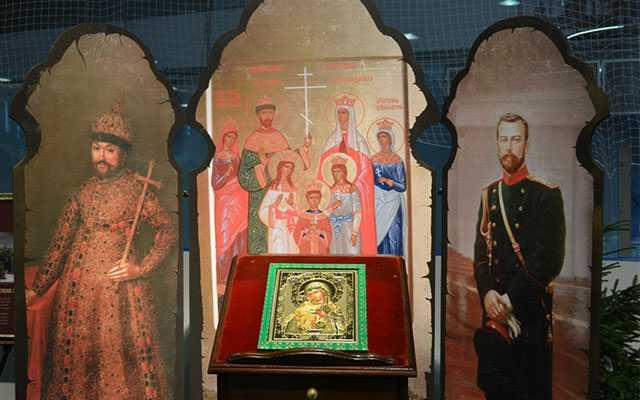 Выставка Государыня Кострома