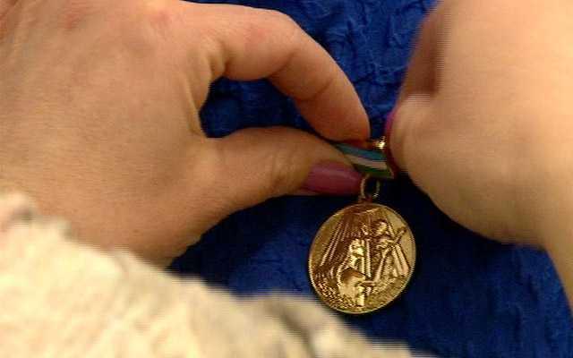 Медаль, Кострома, Награда День матери