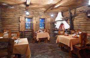 Ресторан, Кострома, Бар, Русско кухни