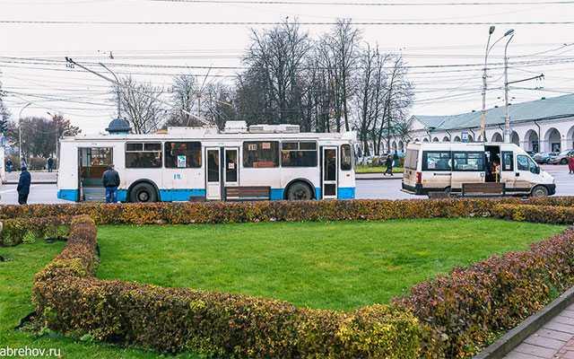 Троллейбус, Автобус, Расписание
