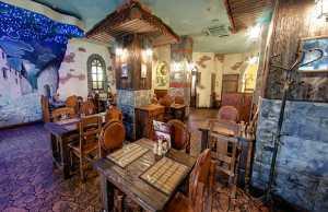 Ресторан, Кострома, Бар, Белое солнце, Пиноккио