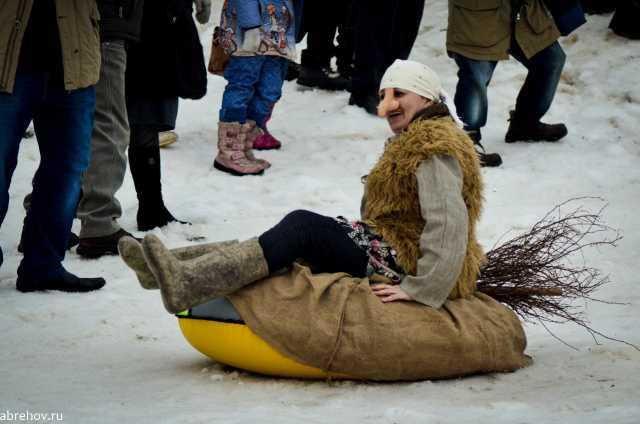 Кострома, Новости, Зима, Отдых, Катки, Лыжи