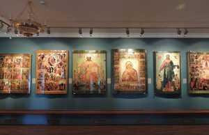 Музеи, Кострома, Церковь