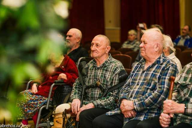 Пенсионеры, Капремонт, Ремонт