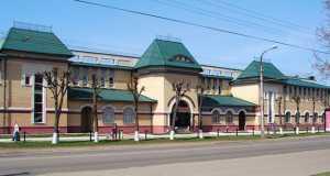 Торговый центр, Кострома, Магазин, На Сенной