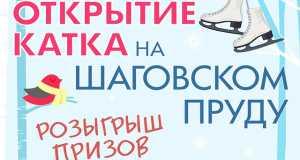Пруд, Кострома, Шагово