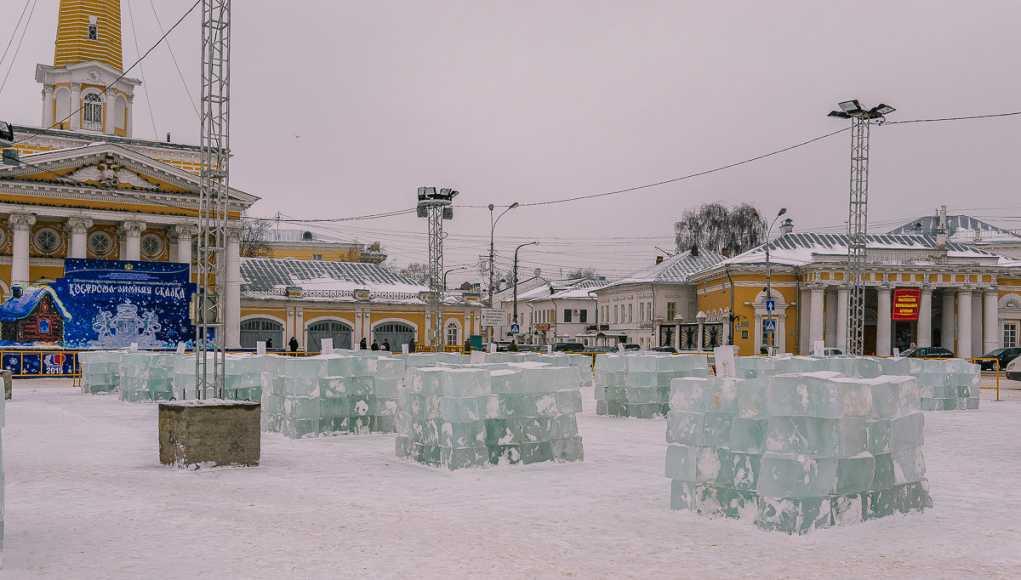Фестиваль, Конкурс, Зимняя сказка, Новости, Кострома