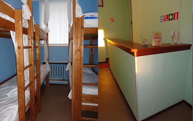 Хостел, Кострома, Гостиница