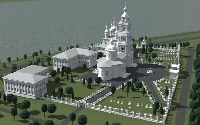 Кострома, Кремль, Новости, Реконструкция