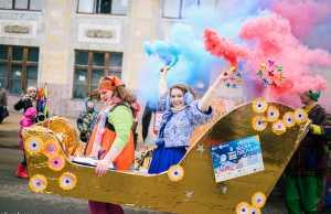 Новости, Кострома, Снегурочка, День рождения Снегурочки