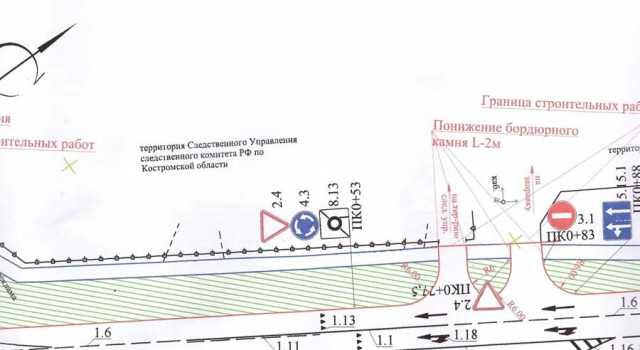 Кострома, Новости, Перекрёсток