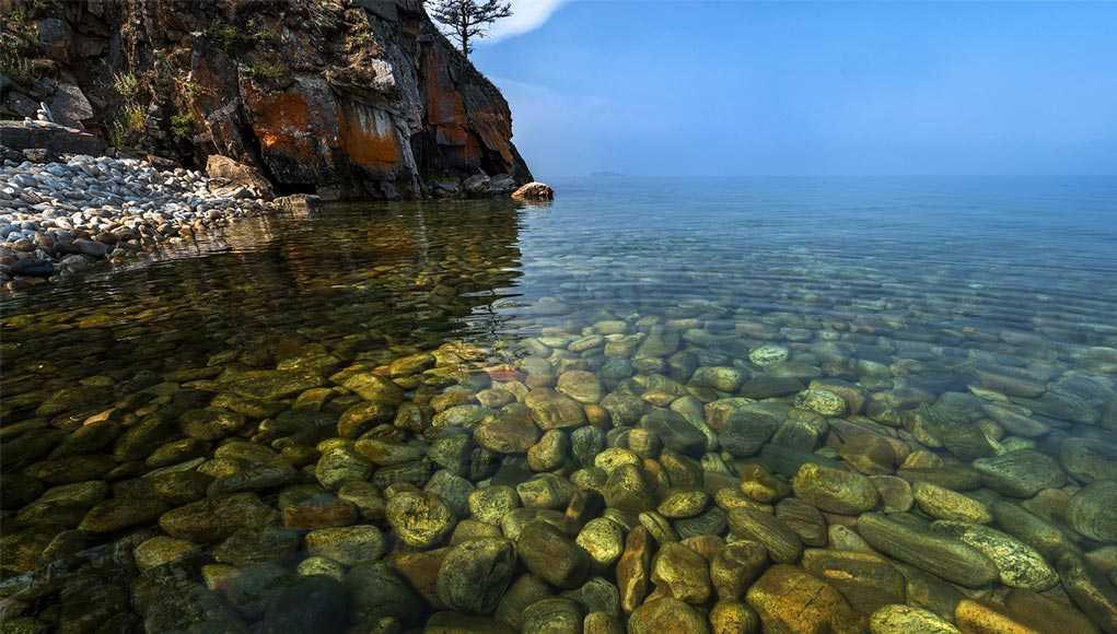 Байкал, Озеро