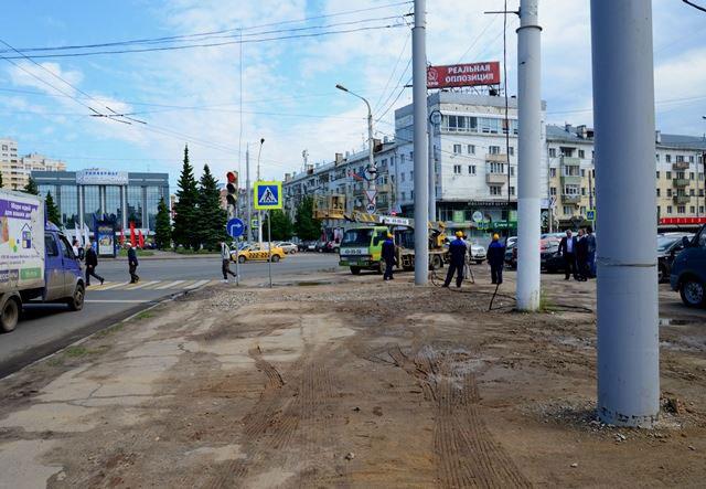 Кострома, Новости, Ремонт, Транспорт