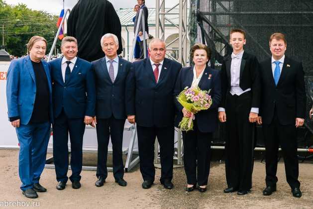 Кострома, Новости, Терешкова