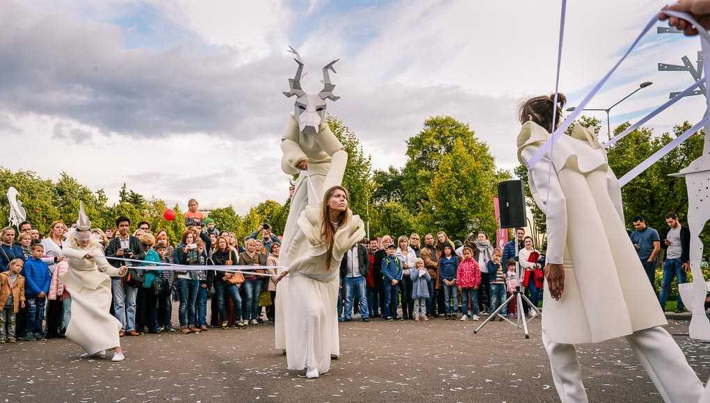 Фестиваль, Москва