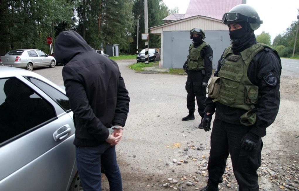 Гражданин Костромы схвачен поподозрению впродаже золотого песка сприисков