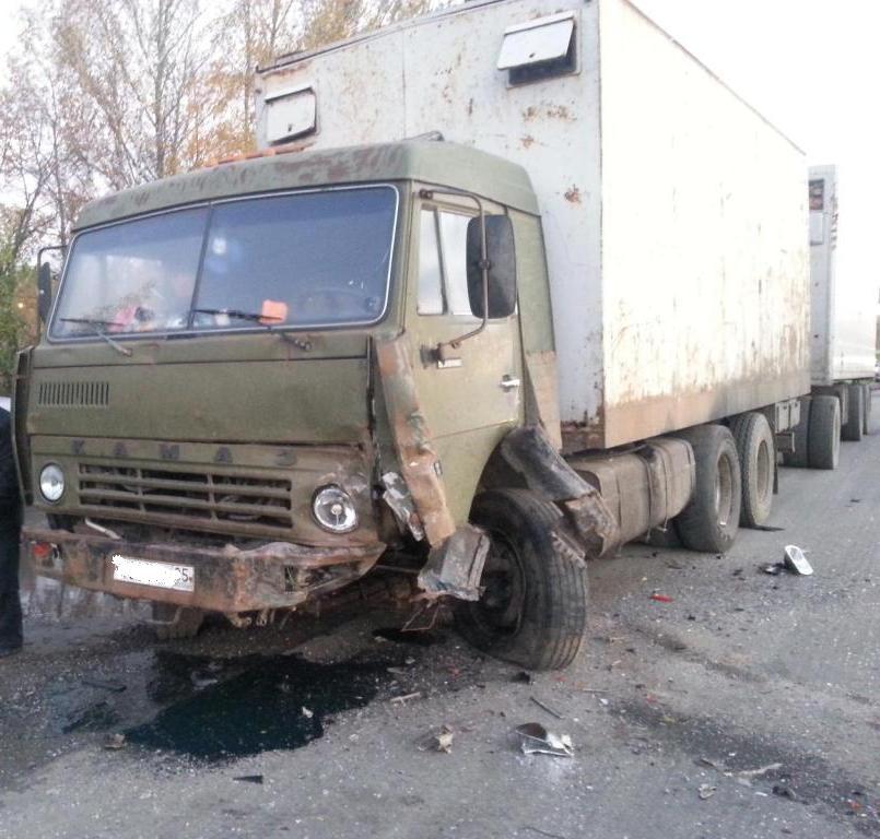 В Костромской области произошло очередное ДТП со смертельным исходом