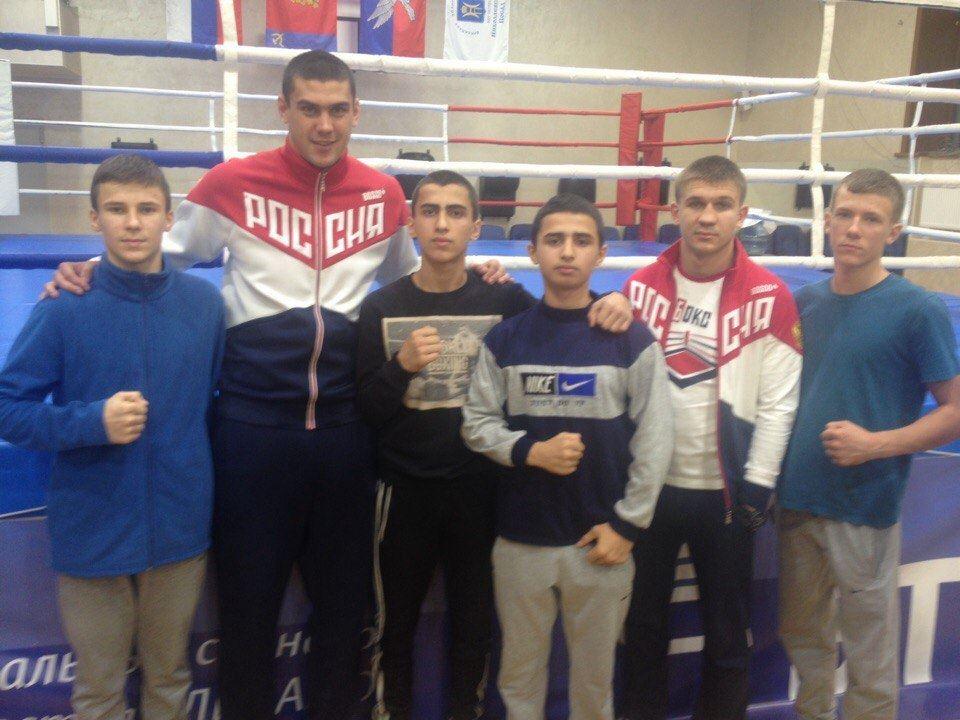 Костромские боксеры завоевали серебро и бронзу на соревнованиях в Суздале