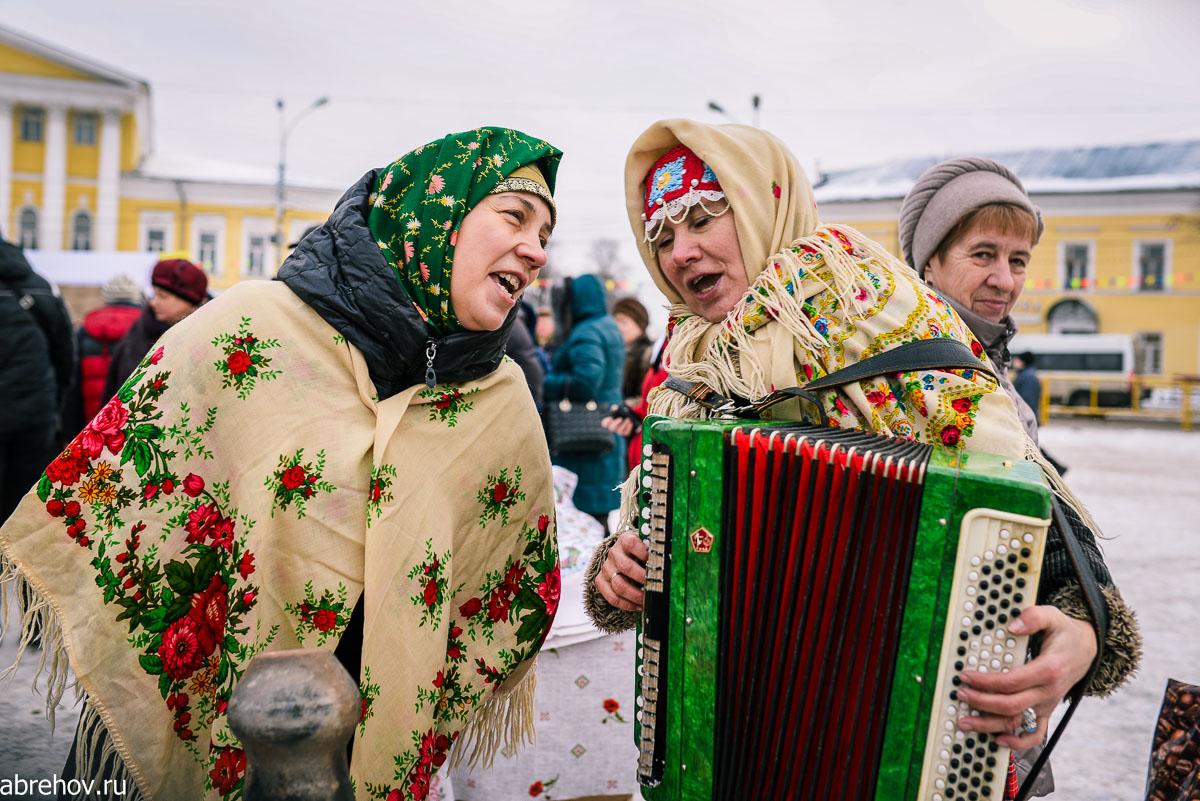 Костромская губернская ярмарка 2016