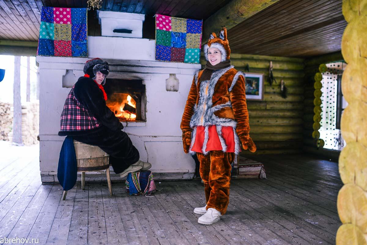 Великий Устюг - Дед Мороз / фото Брехов Антон